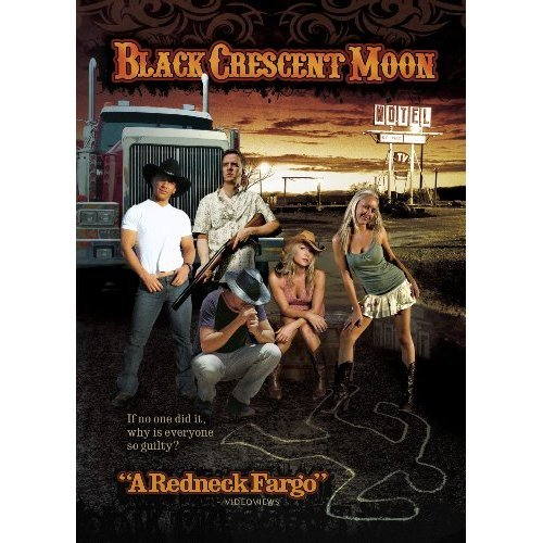 Image 0 of Black Crescent Moon On DVD With William Atherton Comedy