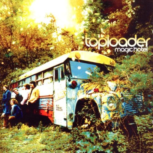 Image 0 of At The Magic Hotel By Toploader On Audio CD Album 2002