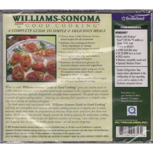 Image 3 of Williams-Sonoma Guide To Good Cooking A Complete Guide To Simple &