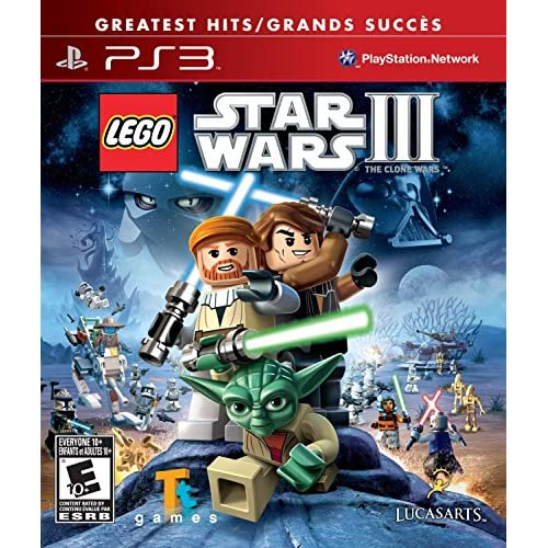 Image 0 of Lego Star Wars III The Clone Wars For PlayStation 3 PS3