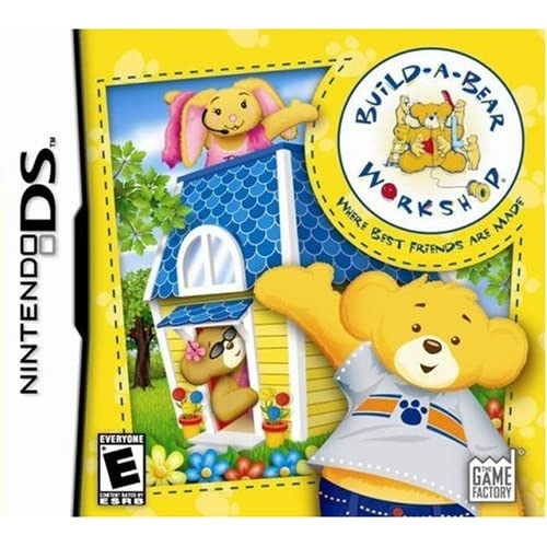 Image 0 of Build-A-Bear Workshop For Nintendo DS DSi 3DS 2DS