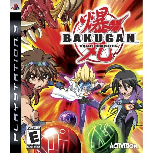 Bakugan Battle Brawlers For PlayStation 3 PS3