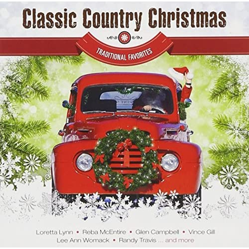 Image 0 of Classic Country Christmas By Various On Audio CD Album