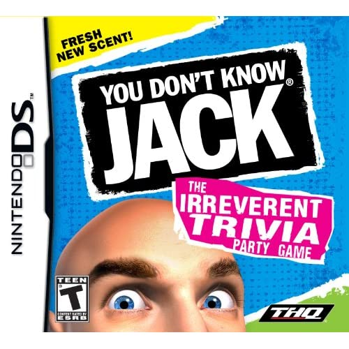 Image 0 of You Don't Know Jack For Nintendo DS DSi 3DS 2DS