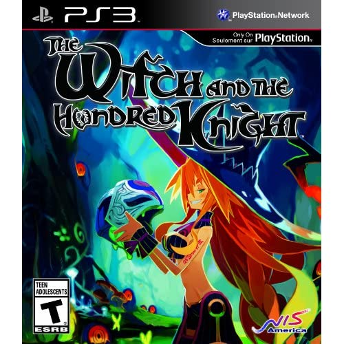 The Witch And The Hundred Knight For PlayStation 3 PS3 RPG