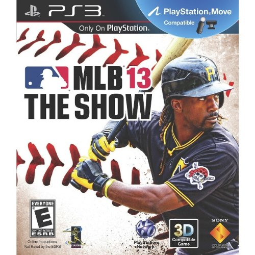 MLB 13 The Show For PS3 PlayStation 3