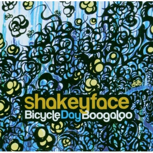 Image 0 of Bicycle Day Boogaloo By Shakeyface Album 2006 On Audio CD