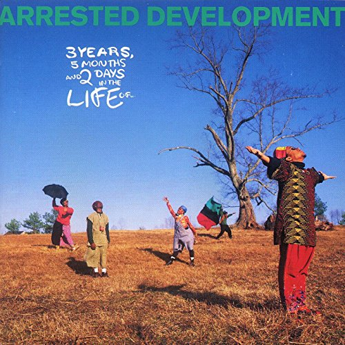 Image 0 of 3 Years 5 Months And 2 Days In The Life Of By Arrested Development On Audio CD A