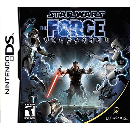 Star Wars: The Force Unleashed Nds For Nintendo DS DSi 3DS