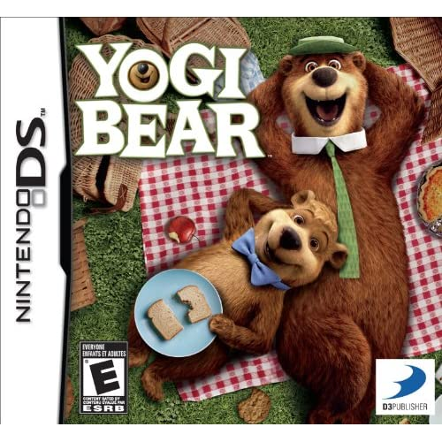 Image 0 of Yogi Bear: The Movie For Nintendo DS DSi 3DS 2DS