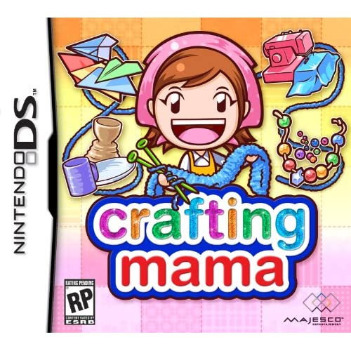 Image 0 of Crafting Mama For Nintendo DS DSi 3DS 2DS