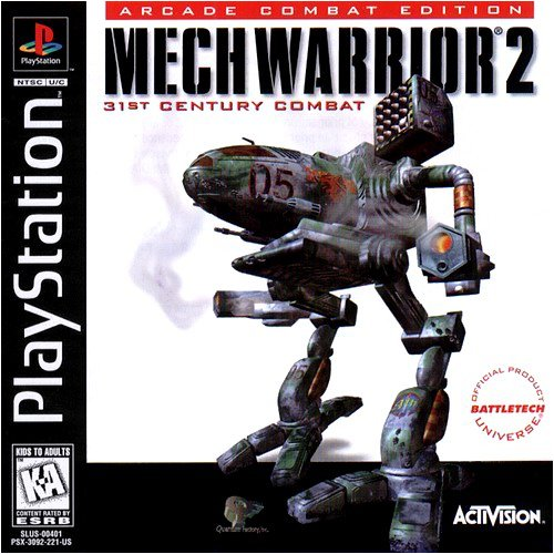 Image 0 of Mechwarrior 2: 31ST Century Combat: Arcade Combat Edition For PlayStation 1 PS1