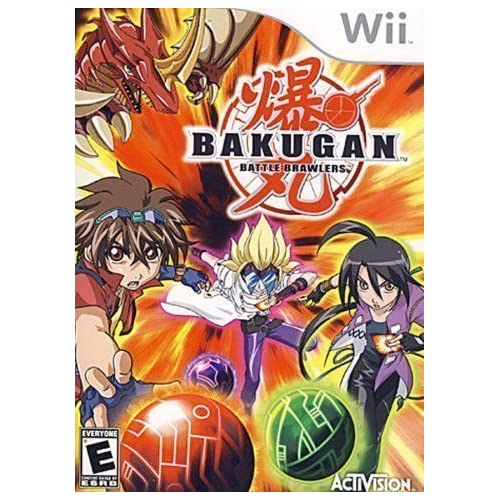 Image 0 of Bakugan Battle Brawlers For Wii And Wii U Strategy