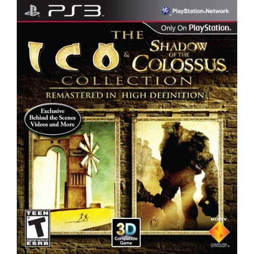 Image 0 of The Ico And Shadow Of The Colossus Collection For PlayStation 3 PS3