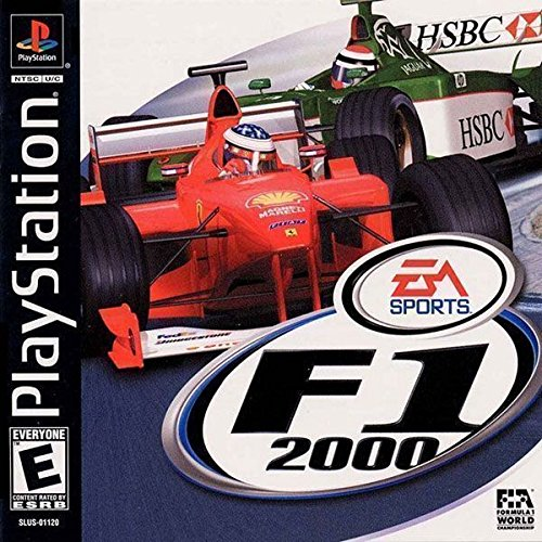 Image 0 of Formula One 2000 For PlayStation 1 PS1 Racing