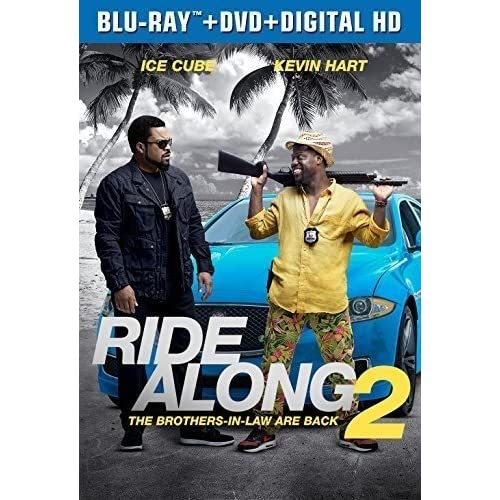 Image 0 of Ride Along 2 Blu-Ray On Blu-Ray