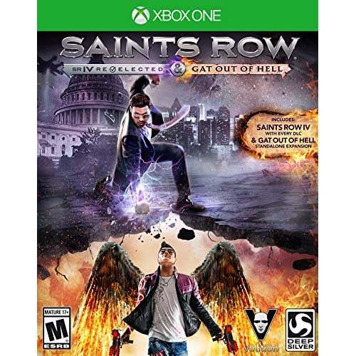 Image 0 of Saints Row IV: Re-Elected Gat Out Of Hell For Xbox One