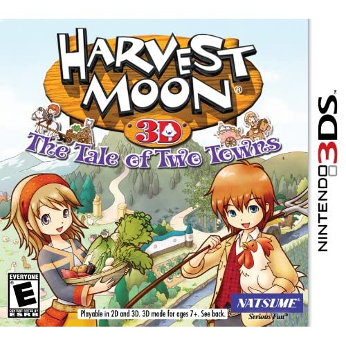 Harvest Moon: Tale Of Two Towns Nintendo For 3DS 2 Strategy
