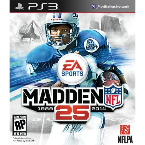 Madden NFL 25 For PlayStation 3 PS3 Football