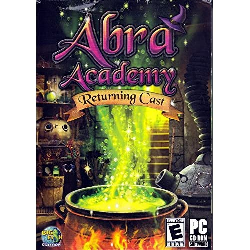 Abra Academy: Returning Cast PC Software
