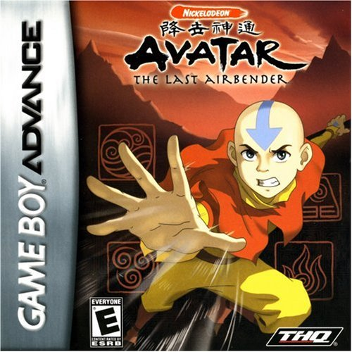 Avatar: The Last Airbender For GBA Gameboy Advance