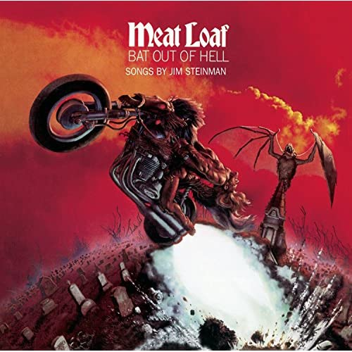 Image 0 of Bat Out Of Hell By Meat Loaf On Audio CD Album 2001