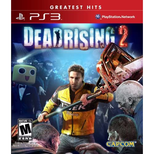 Dead Rising 2 For PlayStation 3  PS3