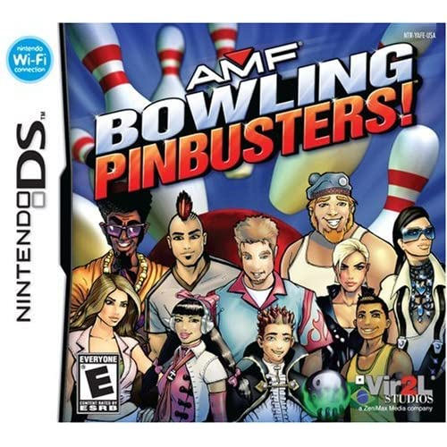 Image 0 of AMF Bowling Nintendo For DS