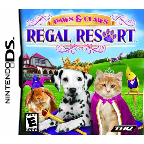 Image 0 of Paws And Claws Regal Resort For Nintendo DS DSi 3DS 2DS