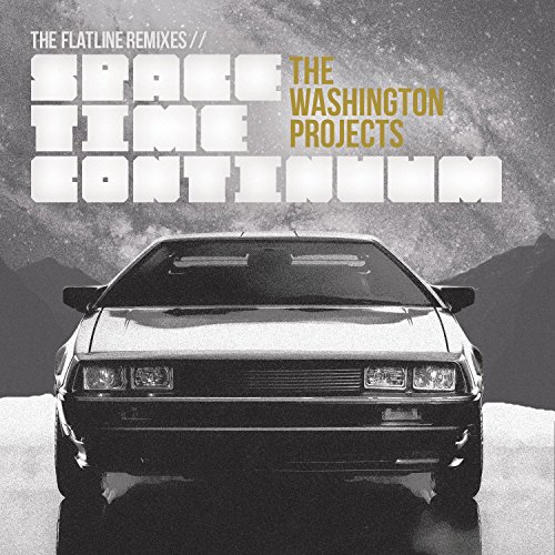 Image 0 of Space Time Continuum By The Washington Projects On Audio CD Album 2012