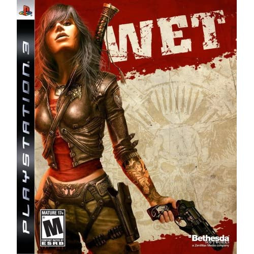 Image 0 of Wet For PlayStation 3 PS3 Shooter
