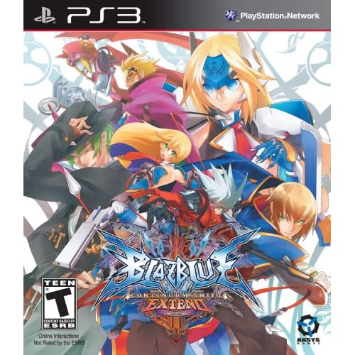 Image 0 of BlazBlue: Continuum Shift Extend Standard Edition For PlayStation 3 PS3 Fighting