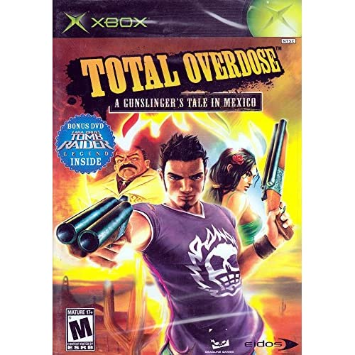 Image 0 of Total Overdose: A Gunslinger's Tale In Mexico Xbox For Xbox Original