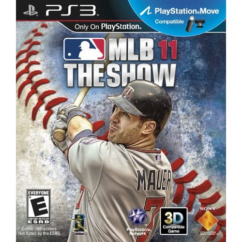 Image 0 of MLB 11: The Show For PlayStation 3 PS3 Baseball