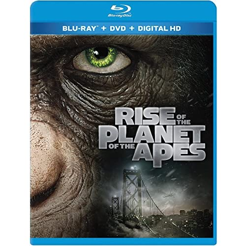 Image 0 of Rise Of The Planet Of The Apes On Blu-Ray With Brian Cox