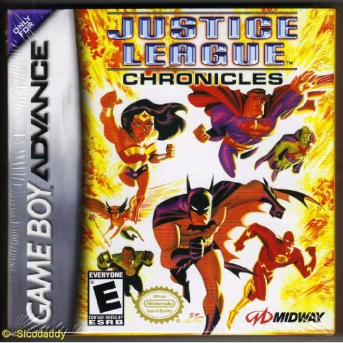 Image 0 of Justice League Chronicles For GBA Gameboy Advance