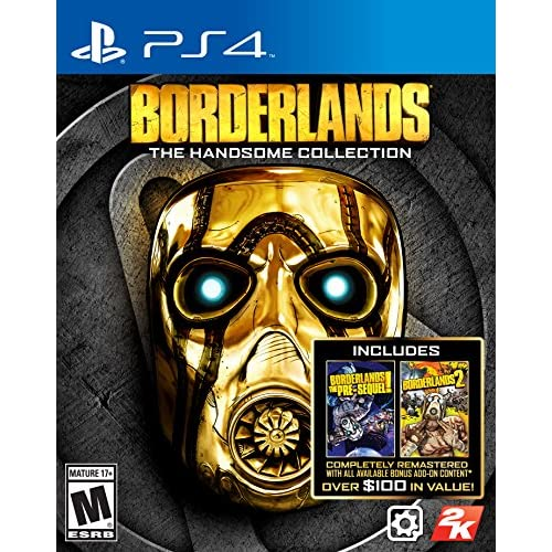 Borderlands: The Handsome Collection By 2K Games For PlayStation 4 PS4 Shooter