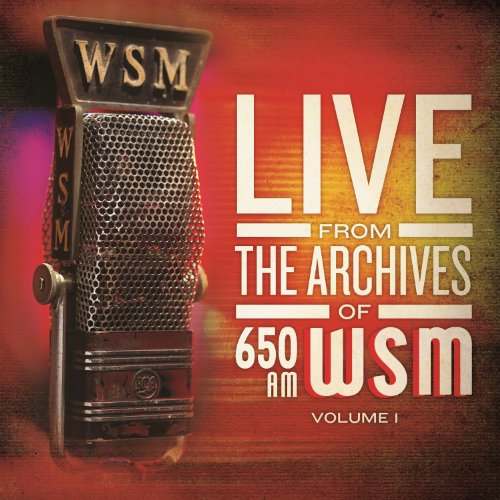 650 AM Wsm Live From The Archives 1 On Vinyl Record