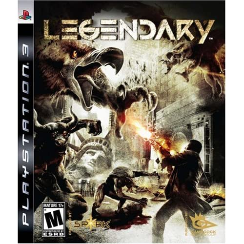Image 0 of Legendary For PlayStation 3 PS3