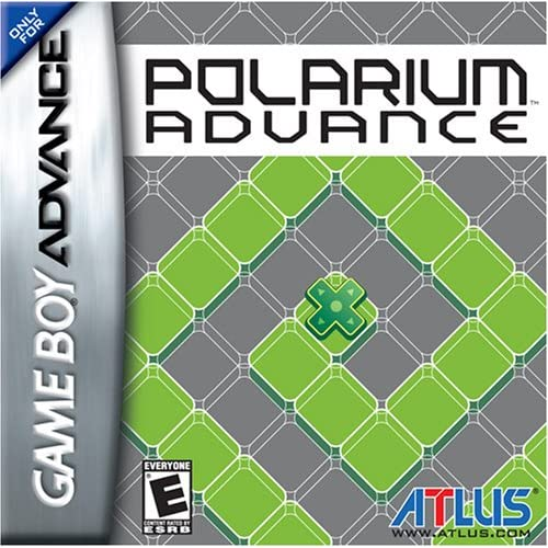 Image 0 of Polarium Advance For GBA Gameboy Advance Strategy