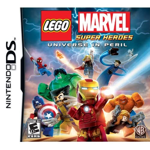 Image 0 of Lego Marvel Super Heroes: Universe In Peril For Nintendo DS DSi 3DS 2DS
