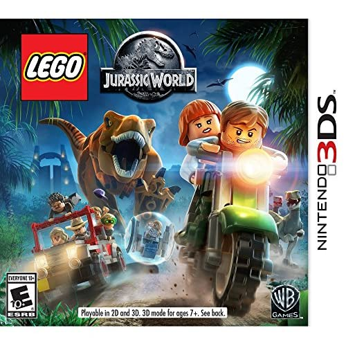 Image 0 of Lego Jurassic World Game Nintendo For 3DS
