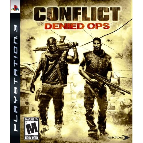 Image 0 of Conflict: Denied Ops For PlayStation 3 PS3 Shooter