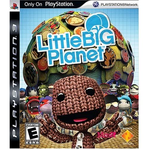 Image 0 of Littlebigplanet Little Big Planet For PS3 PlayStation 3