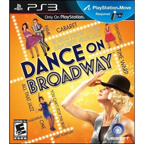 Image 0 of Dance On Broadway For PlayStation 3 PS3 Music