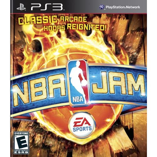 Image 0 of NBA Jam For PlayStation 3 PS3 Basketball