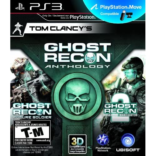 Ghost Recon Anthology For PlayStation 3 PS3 Shooter