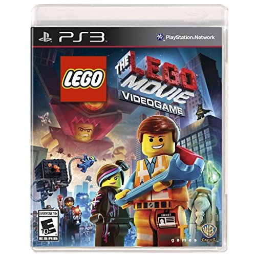 The Lego Movie Videogame For PlayStation 3 PS3