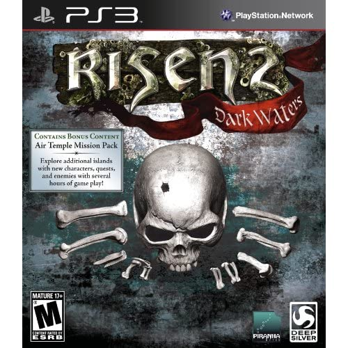 Risen 2: Dark Waters For PlayStation 3 PS3