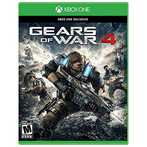 Image 0 of Gears Of War 4 For Xbox One Shooter